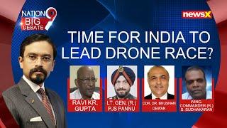China Eyes Drone Tech Export | Time For India To Lead The Race? | NewsX