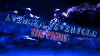 Avenged Sevenfold - The Fight (unOfficial Video) - Captain America: Civil War