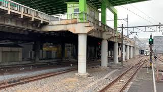 TRAIN SUITE SHIKI-SHIMA, 四季島 上野駅入線