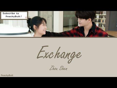 [OST of Miss Crow With Mr. Lizard] 《Exchange》 Zhou Shen (Eng|Chi|Pinyin)