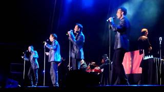 Human Nature - Every Time You Cry - Perth 12/12/10 @ Kings Park Botanic Garden
