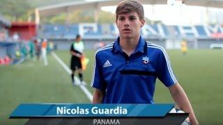 ⚽️ Nico Guardia College Soccer Recruiting Video Class of 2017