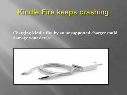 Solution for Kindle is keeping restarting (reboot) loop