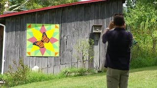 A Closer Look At Craig County Barn Quilts