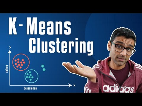 Machine Learning Tutorial Python - 13:  K Means Clustering Algorithm