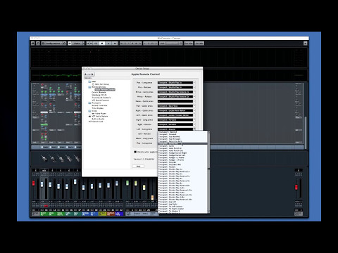 Cubase 8 Quick Start Videos   Chapter 12   Using automation and remote control devices