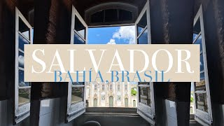 Falling In Love with Brazil | SALVADOR, BAHIA | Travel Vlog 2020