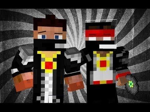 Minecraft [Прохождение Карты] - Мистик и Лаггер