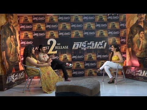 Bellamkonda Sai Srinivas And Anupama Interview About Rakshasudu