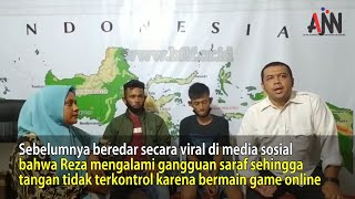 Klarifikasi Remaja yang Dikabarkan Gangguan Saraf Akibat Game Online