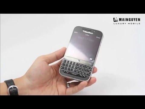 Download Review Dạo Đánh Giá Nhanh Blackberry Classic đây Video 3GP