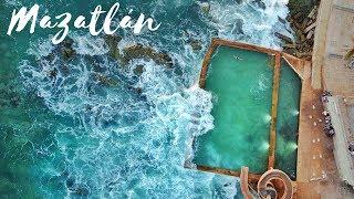 Una Alberca En Medio Del Mar MazatlÁn 1