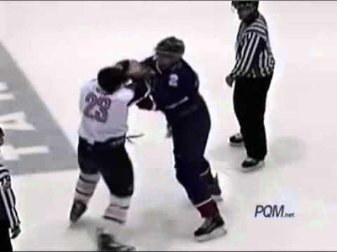 Dany Potvin vs. Kevin Boyer