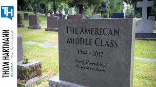 Will The Republican Tax Scam be the End of America's Middle Class ? (w/guest Dr. Richard Wolff)