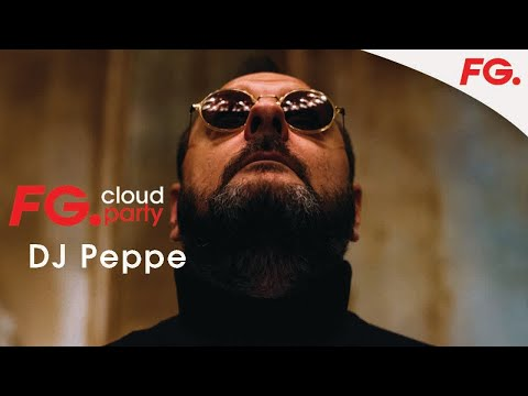 DJ PEPPE - CLOUD PARTY