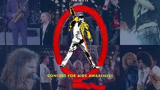 Freddie Mercury Tribute Concert (BBC Radio Broadcast)