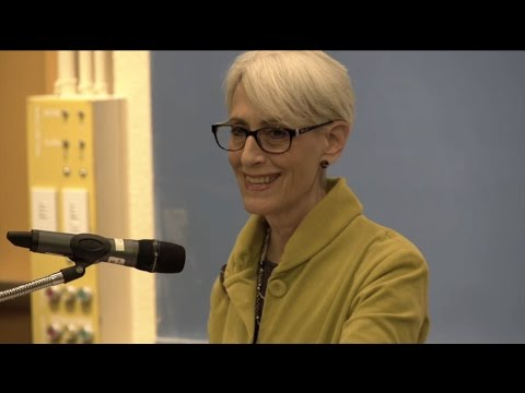 Negotiating Change: The Iran Nuclear Deal with Ambassador Wendy Sherman
