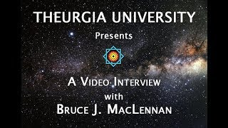 Video Interview with Bruce MacLennan