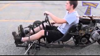 Funny And Amazing Homemade Vehicles, Funny Fails, Funny Cat And