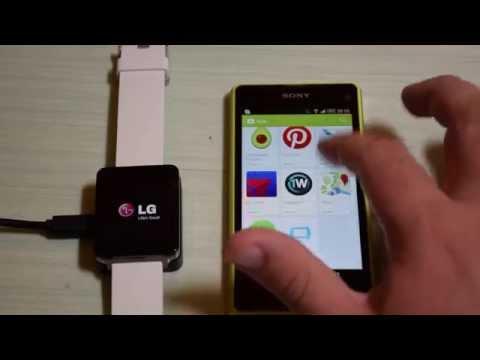 LG G Watch Bianco ed Oro: unboxing, avvio ed impressioni Android Wear