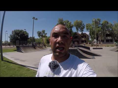 Hudson Skate Park Full Skate Park Tour Tempe, Arizona (Phoenix)
