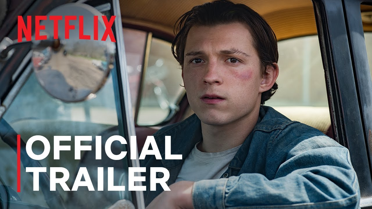 «Дьявол всегда здесь» | The Devil All The Time | starring Tom Holland & Robert Pattinson | Official Trailer | Netflix