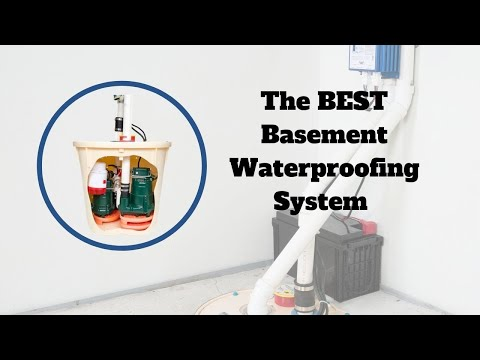 Products That Will Keep Your Basement Dry | Basement Leaks No More | Healthy Basement Systems