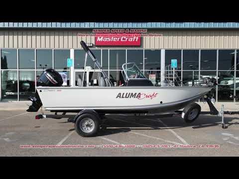 2021 Alumacraft Classic 165 Sport in Madera, California - Video 1