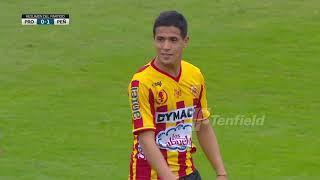 Intermedio - Fecha 2 - Progreso 1:1 Peñarol