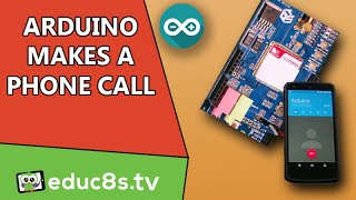 Arduino Tutorial: How to make phone call using the Arduino GSM shield (SIM900)