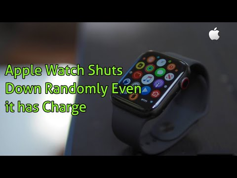 Apple Watch Shuts Down Randomly after watchOS 7/6 - Here's the Fix