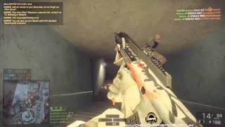 Dead-Friends [DEFR] Battlefield 4 - Live Stream  - Lockers x2 & Zavod  - 27/04/2016