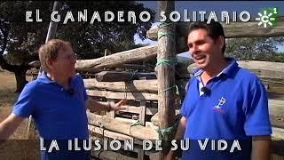 Ganadero Solitario En Una Finca De Córdoba | Toros Desde Andalucía