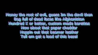 "Ace Hood ""Go N Get It"" (Lyrics On Screen) HD"