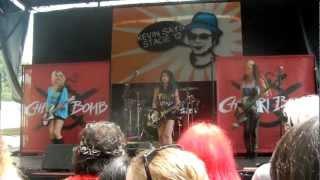 Let It Go live - Cherri Bomb 1080 HD