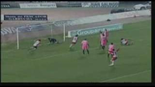 preview picture of video 'Diego Alves - Almería 1 x 0 Sevilla'