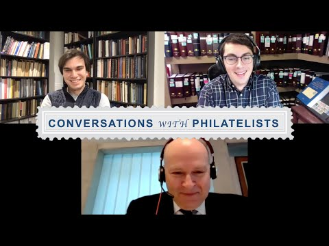 Conversations with Philatelists, Episode 33