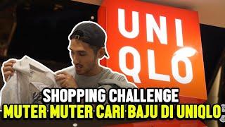 SHOPPING CHALLENGE : BELANJA BAJU DI UNIQLO