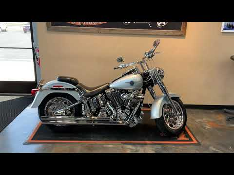 2004 Harley-Davidson Softail Fat Boy at Vandervest Harley-Davidson, Green Bay, WI 54303