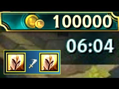 一秒鐘+100000金BUG?