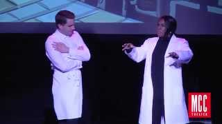 "Ben Platt and Uzo Aduba sing ""A Little Priest"" From Sweeney Todd"
