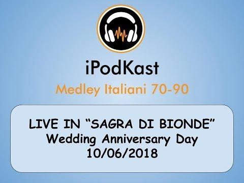 iPodKast Medley musica italiana 70-90 Verona musiqua.it