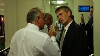 GOP Congressman Loses Temper with Environmental Activist