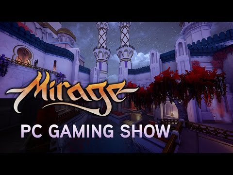 "Mirage: Arcane Warfare ""PC Gaming Show"" Gameplay Trailer thumbnail"