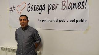preview picture of video 'Presentació candidatura Batega per Blanes (Agrupació Blanenca d'Electors)'