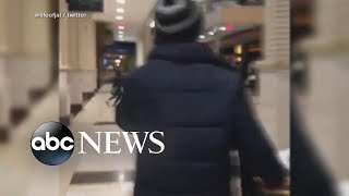 Gunfire sends shoppers running in busy New Jersey mall