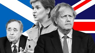 video: Watch: Why Scotland poses an 'existential threat' to Boris Johnson's premiership
