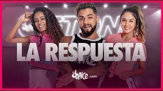 La Respuesta   Becky G, Maluma | FitDance TV (Coreografia Oficial)