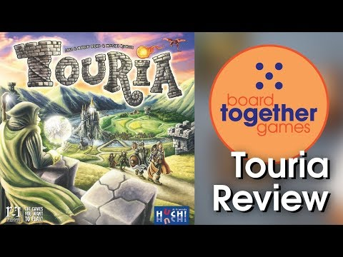 Touria Review - Board Together Games