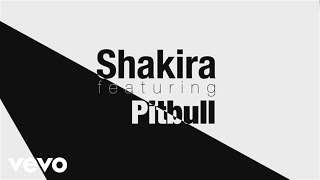 Shakira - Rabiosa (Audio + Lyrics)